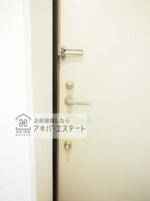 【セキュリティ】FAIR町屋レジデンス