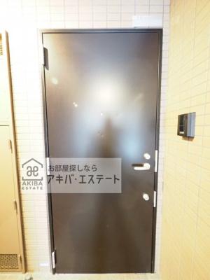 【玄関】FAIR町屋レジデンス