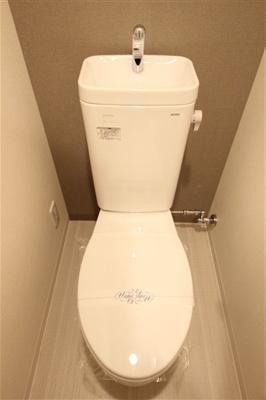 【トイレ】インザグレイス梅田北