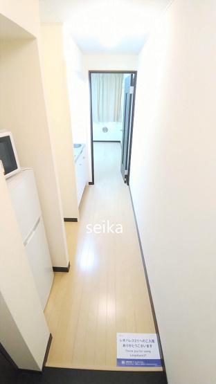 【玄関】プラシード