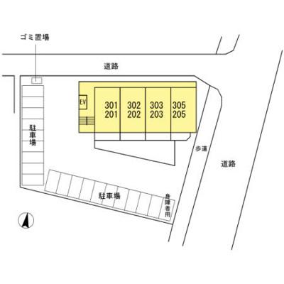 【区画図】木下鉱産ビルV