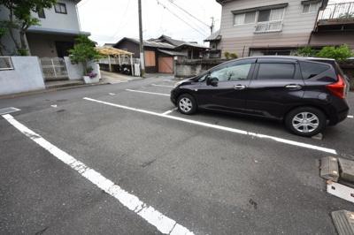 【駐車場】セジュール赤坂