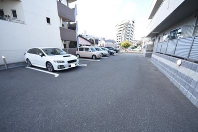 【駐車場】セジュール熊本