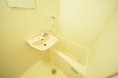 【浴室】フルール林