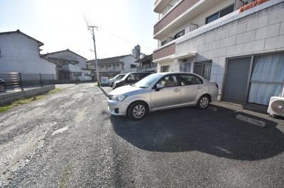 【駐車場】メグミハウス