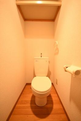 【トイレ】メグミハウス