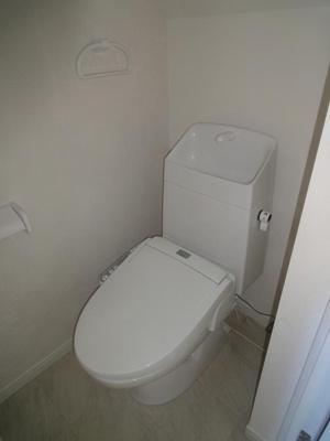 【トイレ】トーレスハウス