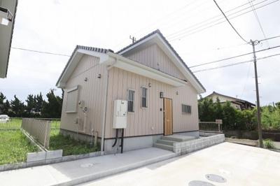 【外観】山武市松ヶ谷ロ 新築戸建