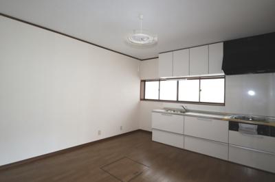 【キッチン】東金市南上宿 中古戸建