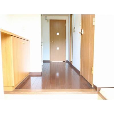 【玄関】キャッスルヒルズ