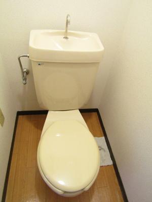 【トイレ】シティハイツ野一色