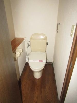 【トイレ】コスモハイツ