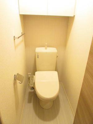 【トイレ】コンフォルト白山