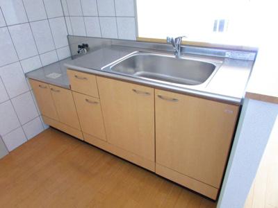 【キッチン】メゾンセレストB
