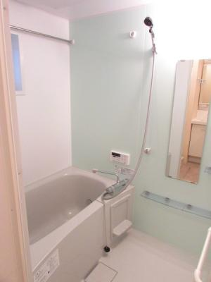 【浴室】プラティーク安良田