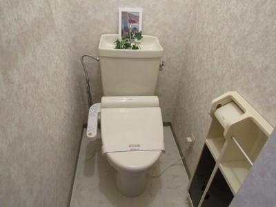【トイレ】シンフォニー