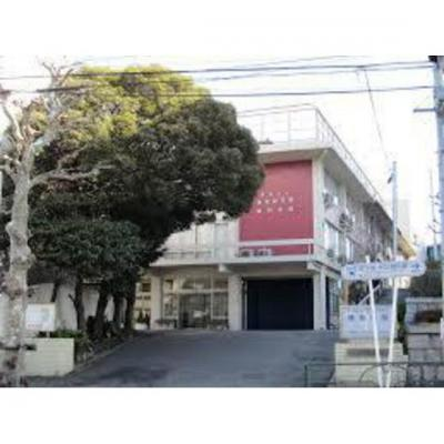 病院「公益財団法人神経研究所附属晴和病まで642m」