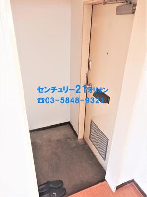 【玄関】メゾン33