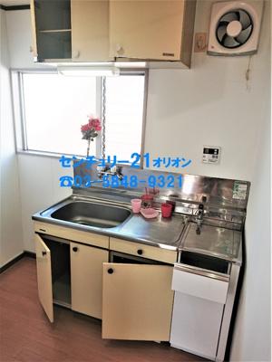 【キッチン】メゾン33