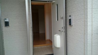 【玄関】スタ-ビレ