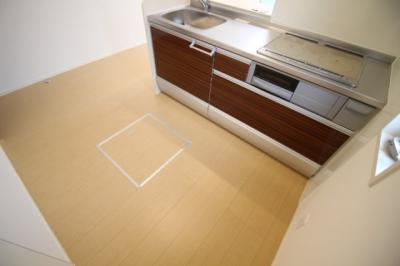 【キッチン】グロリアA棟