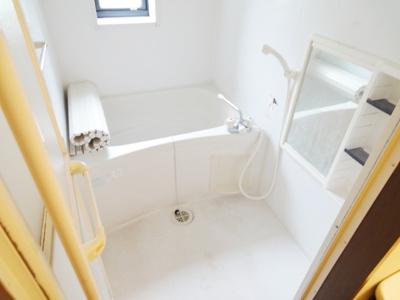 【浴室】ベルヴューフォセB棟