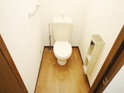 【トイレ】ベルヴューフォセB棟