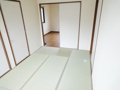 【寝室】ベルヴューフォセB棟