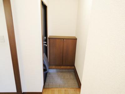 【玄関】ベルヴューフォセB棟