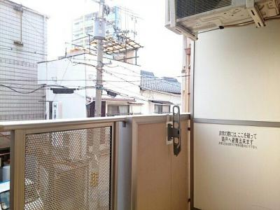 【バルコニー】アダージェ小路