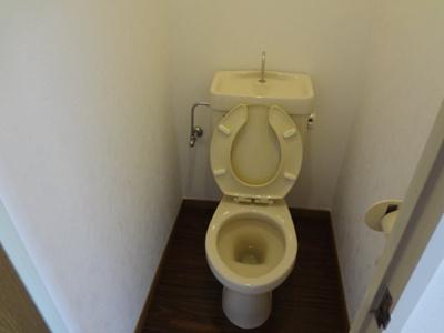【トイレ】パールシティマンション玉出