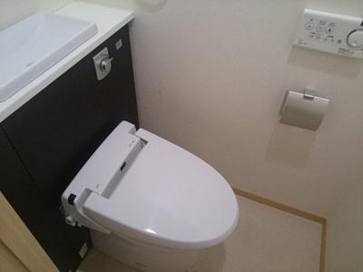 【トイレ】ラパン