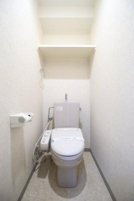 【トイレ】サンテミリオン目黒東山
