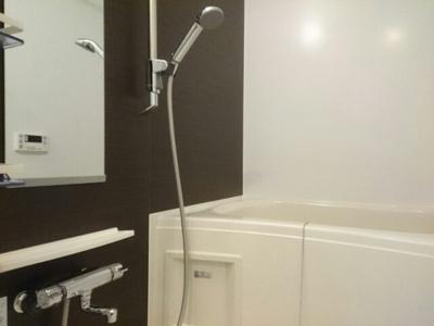 【浴室】La porte