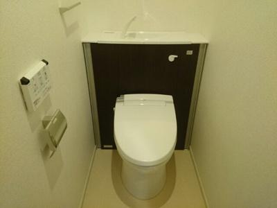【トイレ】La porte