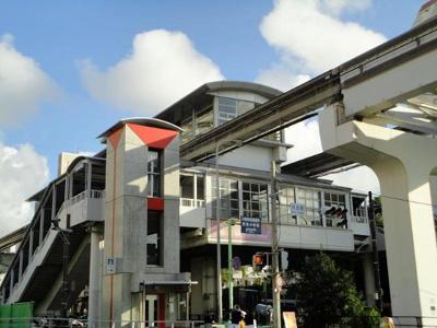 安里駅(沖縄都市モノレール 沖縄都市モノレール線)まで2,110m