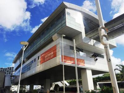 おもろまち駅(沖縄都市モノレール 沖縄都市モノレール線)まで2,892m