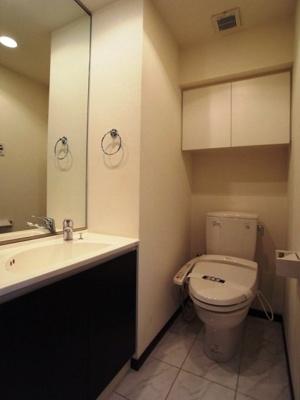 【トイレ】パレステュディオ汐留WEST