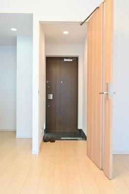 【玄関】オープンレジデンス高輪台