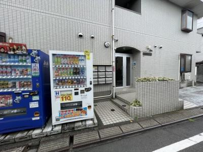 【エントランス】シャトレ西荻窪
