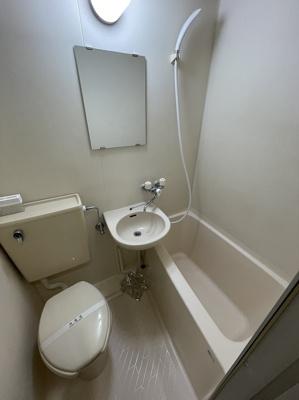 【浴室】シャトレ西荻窪