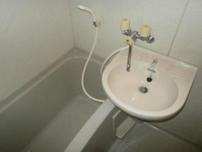 【浴室】プレール高井戸
