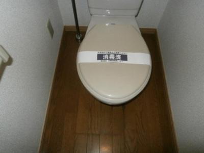 【トイレ】プレール高井戸