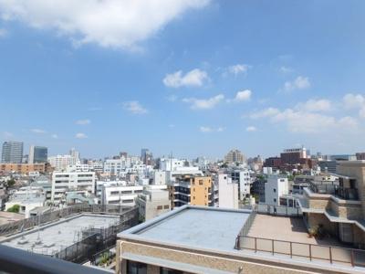 【展望】スカイコート新宿曙橋第2