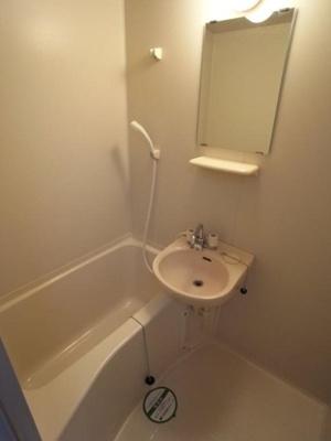 【浴室】スカイコート神楽坂第2