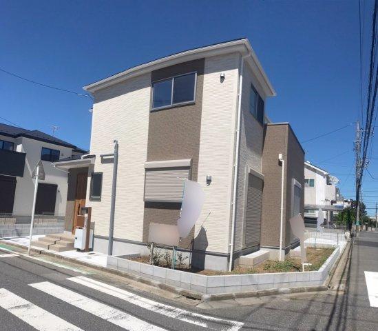【外観】松戸市第11八ヶ崎 全4棟