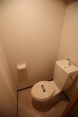 【トイレ】シンシア明大前
