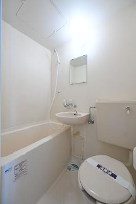 【浴室】ADX新宿河田町