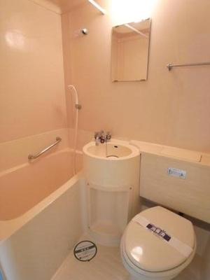 【浴室】アートイン中野