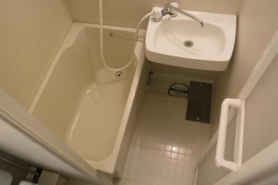 【浴室】ウィンズ・パレ西落合